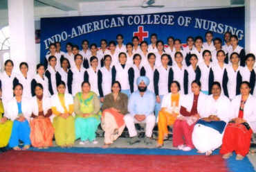 IACON Best Punjab Nursing College Freshers Welcome Event