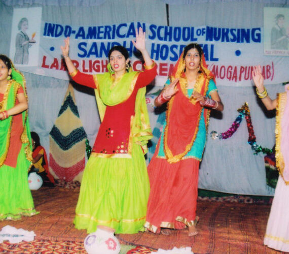 Indo American College of Nursing Moga Punjab – Function Pic